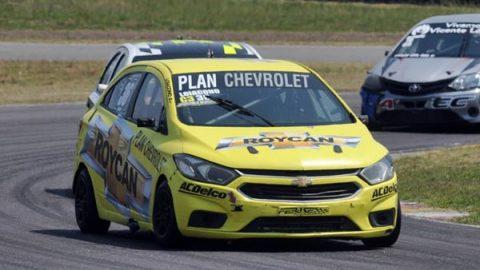 Rubén Loiacono llevó su auto a los primeros planos