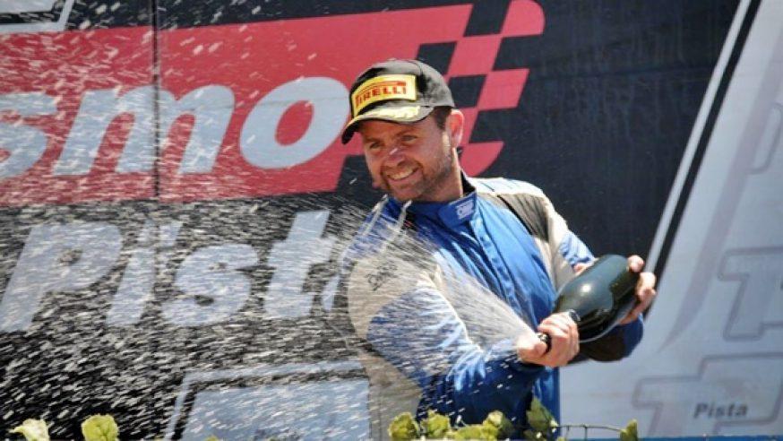 Marcos Bobbio vuelve al Turismo Pista