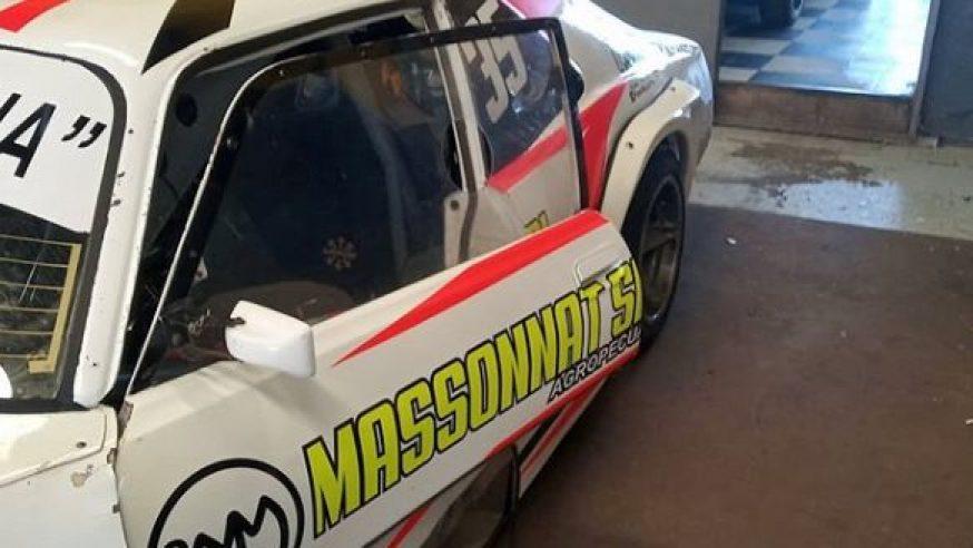Mario Massonnat vuelve a las pistas