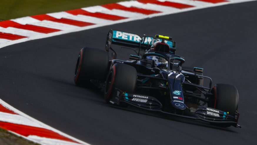 Mercedes, 1-2 en Alemania