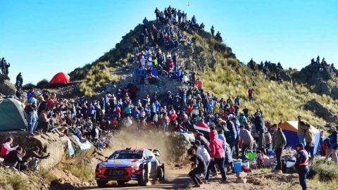 Rally de Argentina, ausente en 2021 también