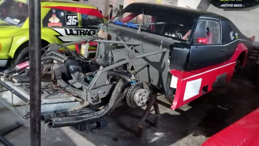 Alejandro Moriconi debutará en TC4000