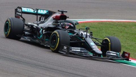 Mercedes selló el Campeonato de Constructores