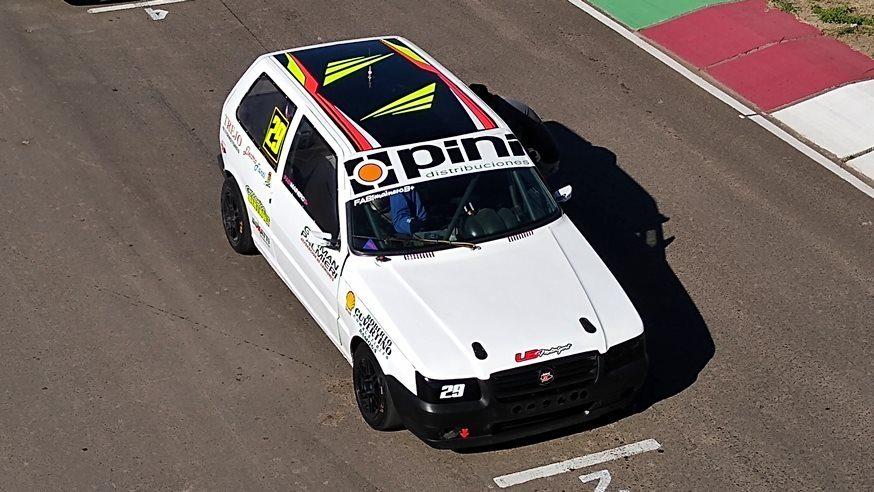 Maxi Battaglino vuelve al Car Show