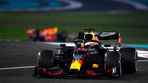 Max Verstappen de punta a punta