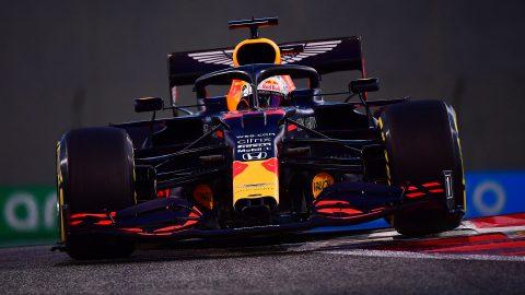 Primera pole del año para Max Verstappen