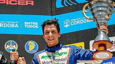 Franco Vale ingresa al Bailone Racing Team