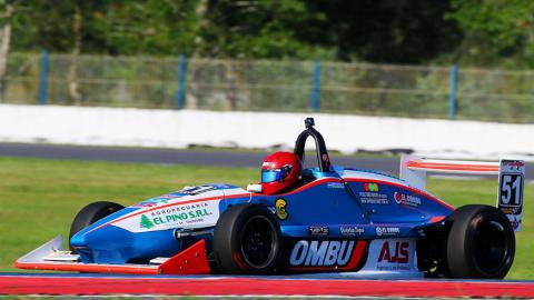 Genaro Rasetto retoma el campeonato