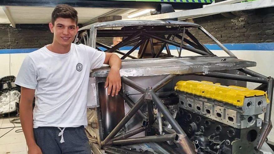 Ian Reutemann anuncio su 2021 en TC Pista