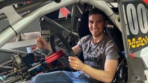 Lucio Calvani debutará en TCPM