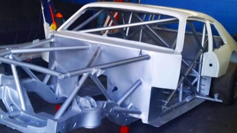 Diego Aichino prepara un nuevo Chevrolet