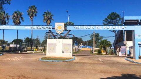 Rafaela recibirá al Córdoba Pista en abril