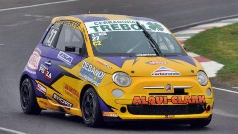 Leandro Elizalde y el regreso del Fiat 500