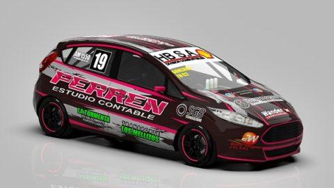 Luciano González etará en el DG Motorsport