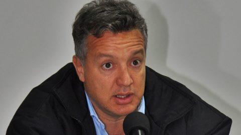 Raúl Salazar y los primeros detalles para 2021