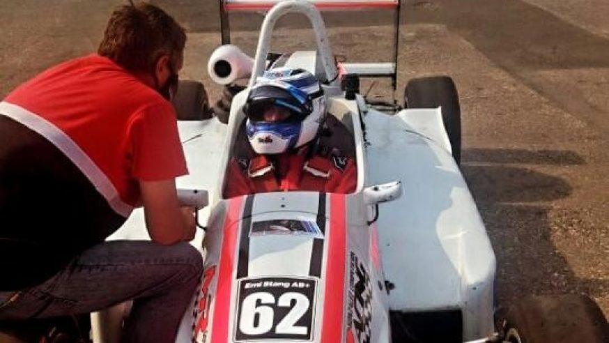 Tomás Eisenacht debutará en F3