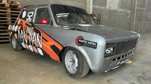 Giuliano Rivosecchi se suma con auto campeón