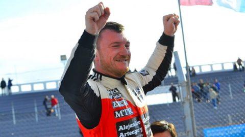 Ezequiel 'Tato' Bosio se suma al Bailone Racing Team