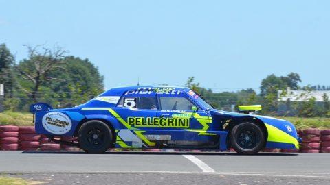Iván Pellegrini se preparó y espera
