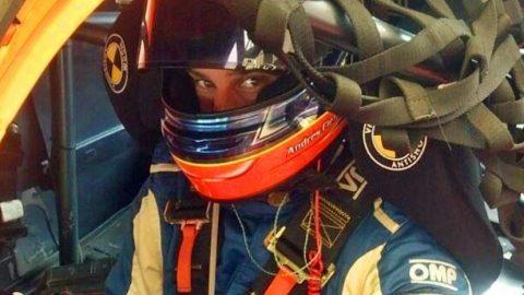 Andrés Cief debuta en Clase 2 con en el MA Motorsport