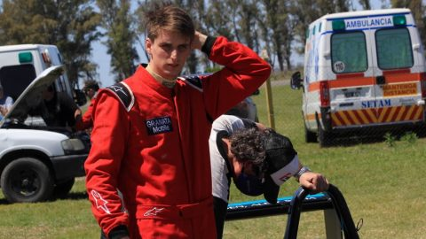 Felipe Granata arranca con el MR Racing