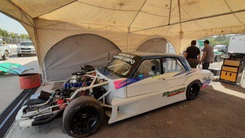 Juan Pablo Massello cambia de auto