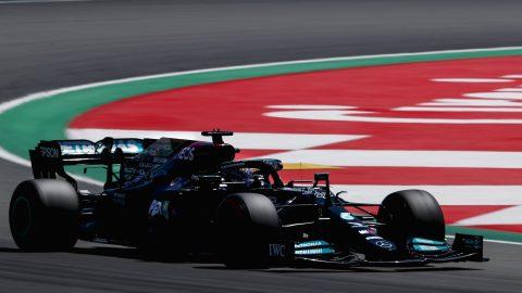 Lewis Hamilton y otra estrategia vencedora