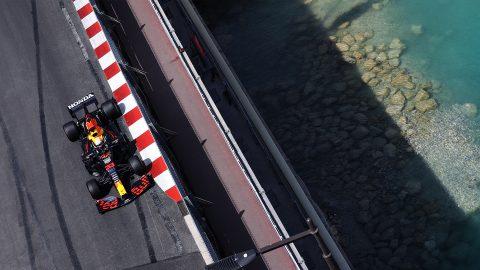Max Verstappen ganó y es líder del campeonato
