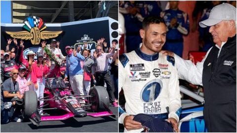 IndyCar y NASCAR tuvieron domingos de extensa acción