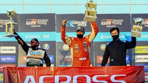 Diego Martín volvió al triunfo en TC4000