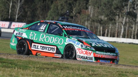 Mariano Werner arrasó en clasificación