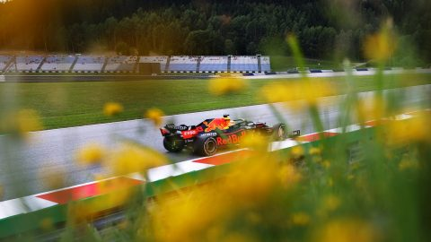 Max Verstappen aplastó en clasificación