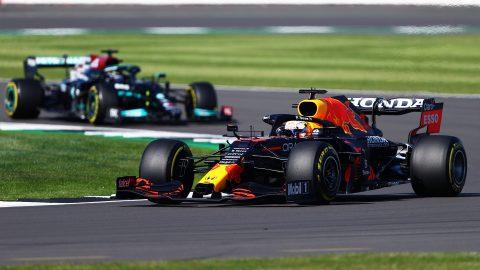Max Verstappen tuvo el mejor sprint inicial