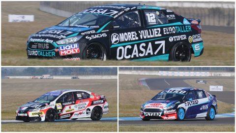 Leonel Pernía ganó la serie más veloz