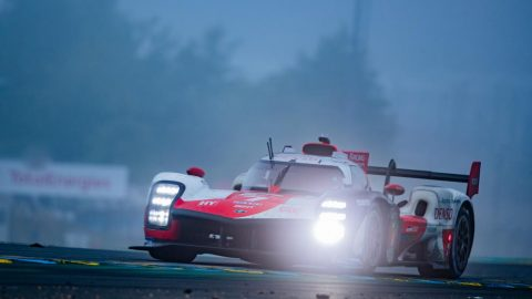'Pechito' López ganó las 24 Horas de Le Mans