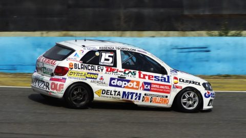 Miguel Ciaurro arrebató la pole