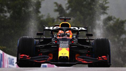 Max Verstappen ganó la carrera que no se corrió