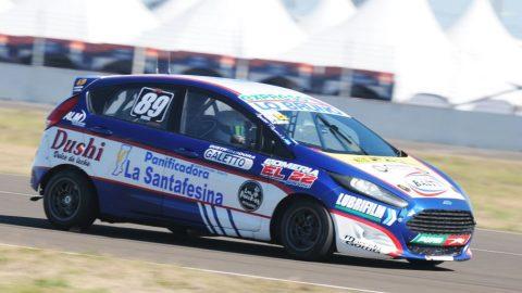 Agustín Rivera y un debut alentador