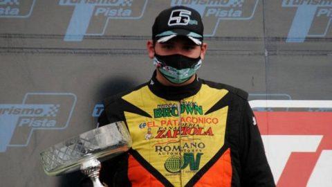 Thiago Martínez seguirá con un Renault Clio