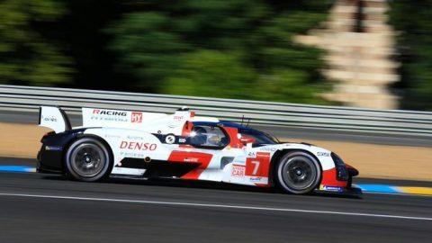 'Pechito' López, desde la pole en Le Mans