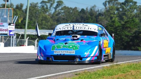 Lombardi probó y confirma su retorno a TC4000