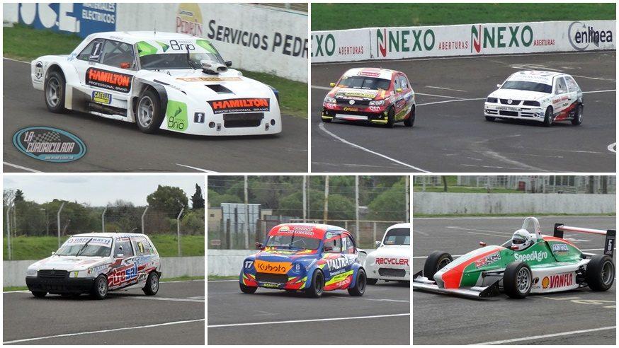 Finales apasionantes en Paraná