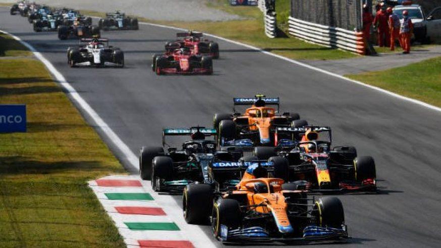 McLaren volvió a la gloria y el campeonato arde