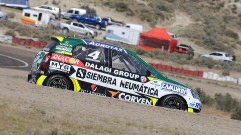 Lucas Tedeschi lideró la primera clasificación