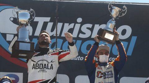 Domingo de gloria para Ale Bucci Racing