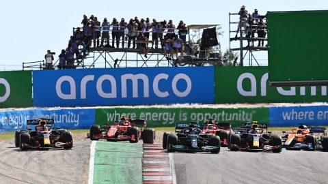 Ajustado triunfo de Max Verstappen en Austin