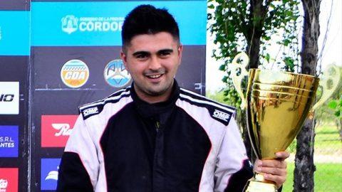 Granja volvió y se subió al podio de Clase 1